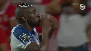Goal   Golo Marega: Benfica 0-(2) FC Porto (Liga 19/20 #3)