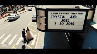 Crystal + Joel // 19Main // VSP Videography
