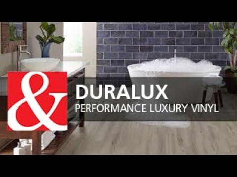 Duralux Performance Luxury Vinyl Youtube
