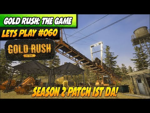 season 2 patch ist da 060 gold rush the game karvon youtube. Black Bedroom Furniture Sets. Home Design Ideas