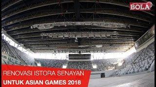 Istora Senayan Makin Memanjakan Penonton   Asian Games 2018
