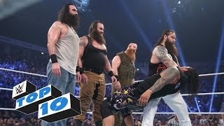 Top 10 SmackDown moments: WWE Top 10, November 12, 2015