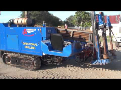 American Augers DD4
