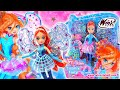 Winx Club 8 ✨ BLOOM COSMIX 🌟 Doll Review