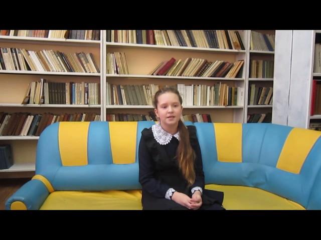 Изображение предпросмотра прочтения – ОлесяНагорнина читает произведение «Зимнее утро» А.С.Пушкина