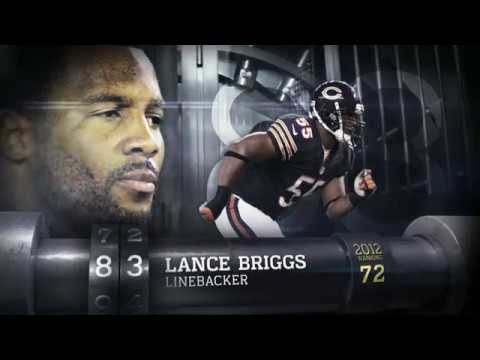 #83 Lance Briggs (LB, Bears) | Top 100 Players of 2013 | NFL
