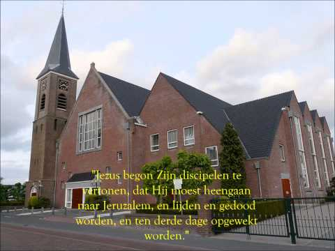 KERKDIENST: Hersteld Hervormde Gemeente te Staphorst