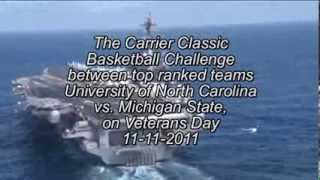 The Carrier Classic Live from the USS Carl Vinson.avi