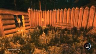 Бесконечные ресурсы в игре the forest