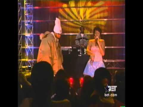 Jonell feat Method Man - Round & Round(Remix) (Live @ 106 & Park)