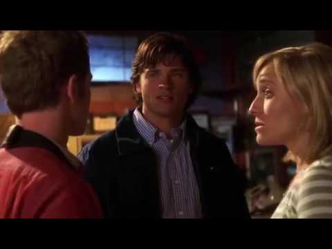 Smallville 6x01 - Clark meets Jimmy Olsen