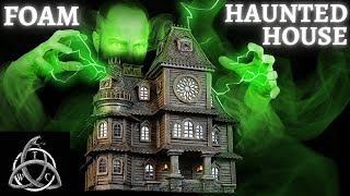 Amazing Haunted House for Tabletop Gaming and Dioramas