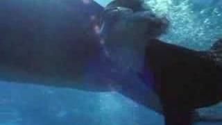Kathleen Quinlan dans Zeus & Roxanne : freediving