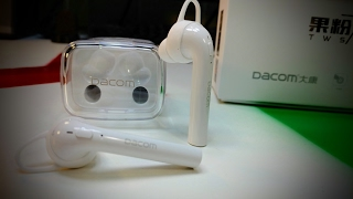 Dacom AirPods Wireless Stereo earbuds  Last Word review