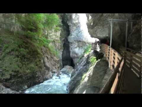 Liechtenstein Gorge, Austria 2012