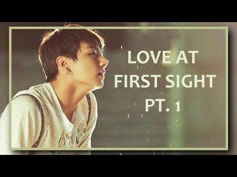 【SHORT FF】 BTS JUNGKOOK IMAGINE; Love at first sight Pt. 1