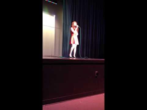 Riverview Idol 2014 - Jessie Robinson