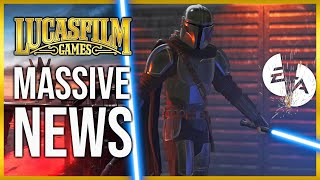 NEW Star Wars Open World Game Coming! EA LOSES Star Wars Exclusivity | Lucasfilm Games News