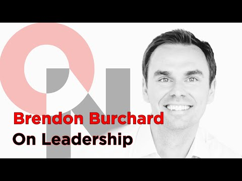 Life is Executed Through Our Habits | Brendon Burchard | FranklinCovey clip