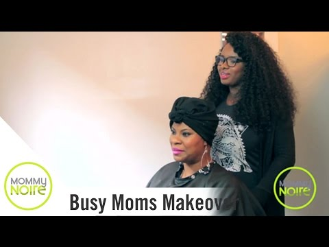Hair Makeover For Busy Moms