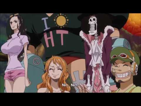 Luffy is a big idiot- One Piece epic funny moments, Luffy Funny Moments