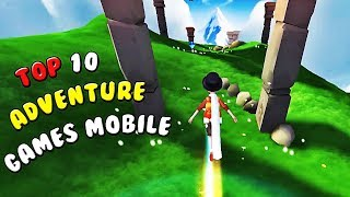 Best Adventure Games For Android 2019 ( NEW )
