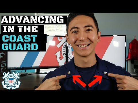 How To Advance In The Coast Guard