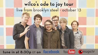 Gambar cover Wilco 10/13/2019 Live From Brooklyn Steel in New York City