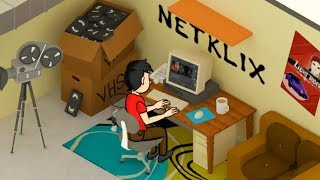 Netflix Hired Me To Make a Movie and Immediately Regretted it - Series Makers