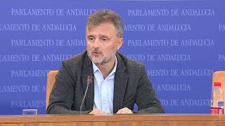 PSOE Andalucía equipara a Juanma Moreno con Quim Torra