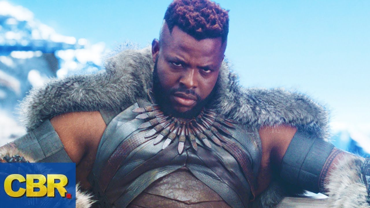 Download What Nobody Realized About The Other Tribes In Marvel's Black Panther