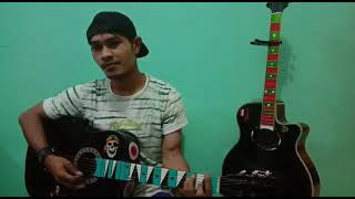 ARMADA - Awas Jatuh Cinta || Special Acoustic Cover By Rian Baday