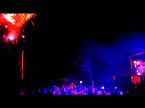 Kasol new year rave party (mini israel)