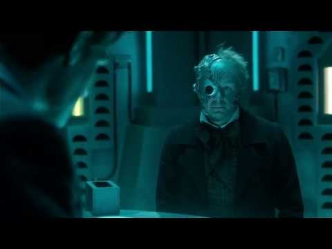 The Doctor and the Cyber Planner- Nightmare in Silver