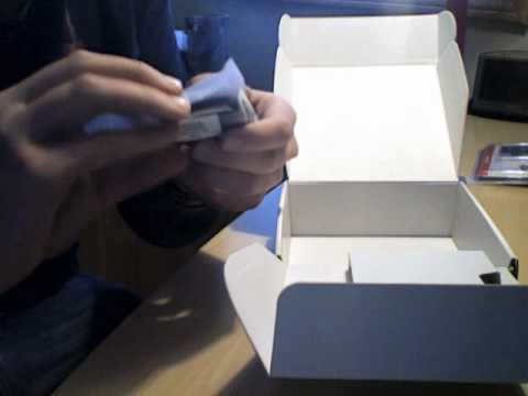 HTC Droid Incredible Unboxing