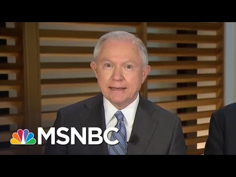 Jeff Sessions Insists He 'Wasn't Diminishing' Federal Judge Or Hawaii | MSNBC