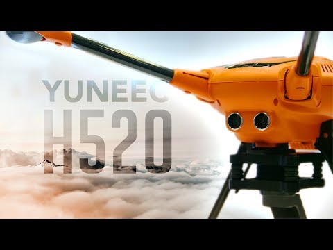 Yuneec H520 Demo And Interview At InterDrone 2017