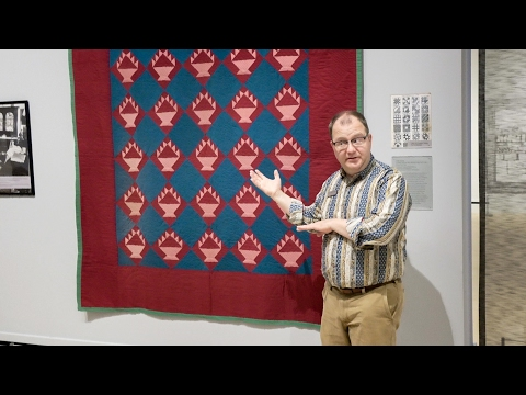 World of Quilts Travel - The Turkey Red Tour