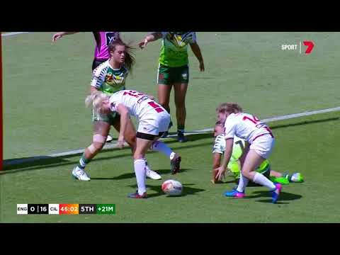 2017 Women's World Cup: England V Cook Islands