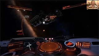 Elite: Dangerous 2.3 - An Unexpected Discovery In The Electra System (PC) 1080P60 HD