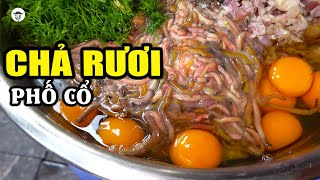 """Hanoi """"Cha Ruoi""""- The beautiful Miss sharing how to make delicious, nutritious """"Cha ruoi"""""""