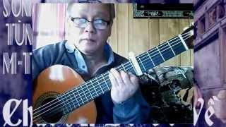 Chắc Ai Đó Sẽ Về Cover Guitar gây sốt trên mạng xã hội