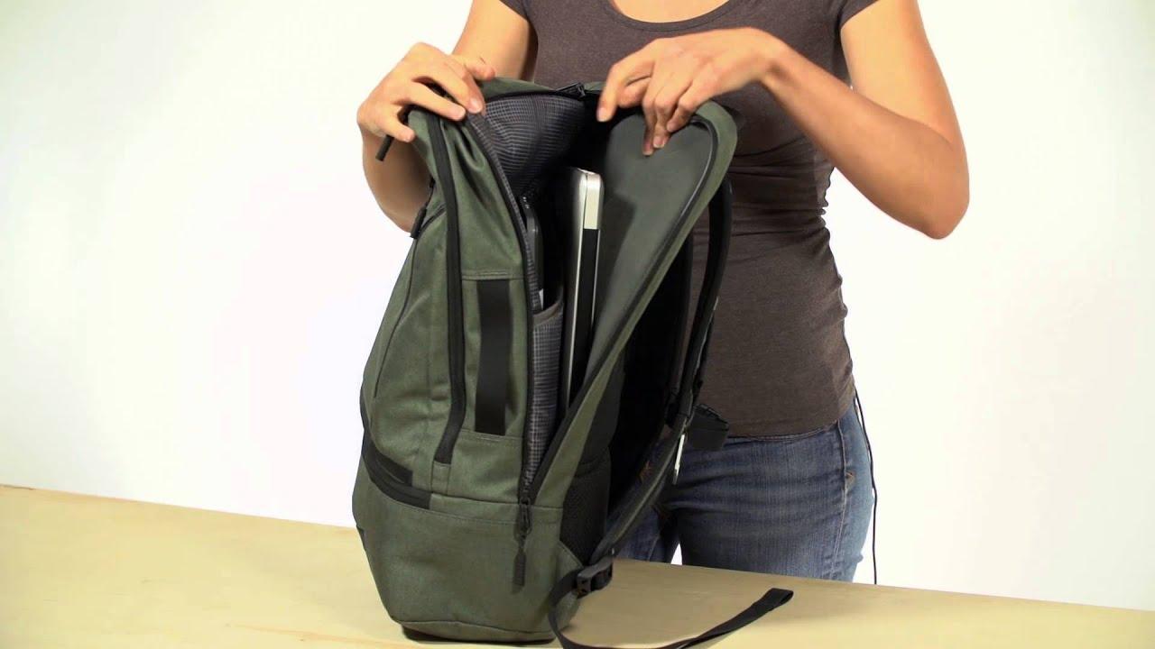 51890e68027 Timbuk2 Q Laptop Backpack 2014 - YouTube