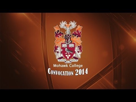 Mohawk College Faculty of Business Convocation