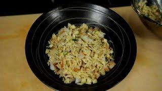 Asian Shrimp & Orzo Salad : Asian Cuisine