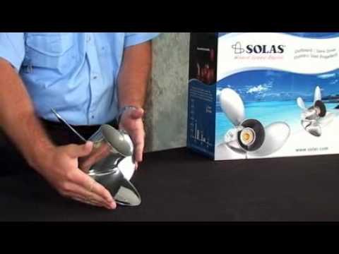 Solas New Saturn Propeller