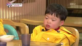 [HIT] 슈퍼맨이 돌아왔다-송일국 초심 잃은 다이어트…