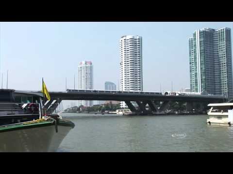 "eScapes TV - Chao Prava River, Bangkok  - featuring Acoustic Alchemy's ""Playing for Time"""