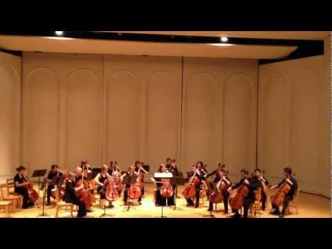 Ashoken Farewell (for Cello Choir)