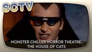 SCTV Monster Chiller Horror Theatre: The House of Cats